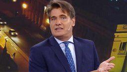 Guillermo Andino se quebró al hablar de su padecimiento de Covid-19 y el aislamiento de su familia