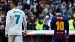 ¡Pudo pasar! Lionel Messi y Cristiano Ronaldo juntos