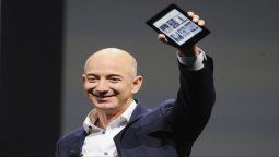 El fundador de Amazon Jeff Bezos, también es dueño de The Washington Post