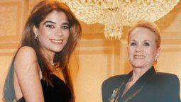Zulemita Menem y Zulema Yoma fueron muy cercanas al la diseñadora Elsa Serrano