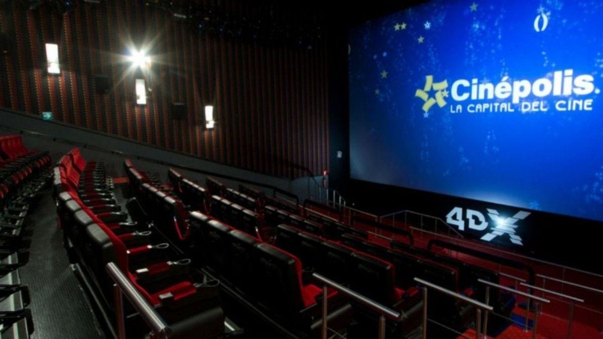 El complejo de Cines Cinépolis Caballito contaba con 9 salas