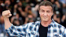 Sylvester Stallone fue el escritor, director y actor de Rocky