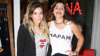 Una de las hijas de Maradona estaría esperando un hijo
