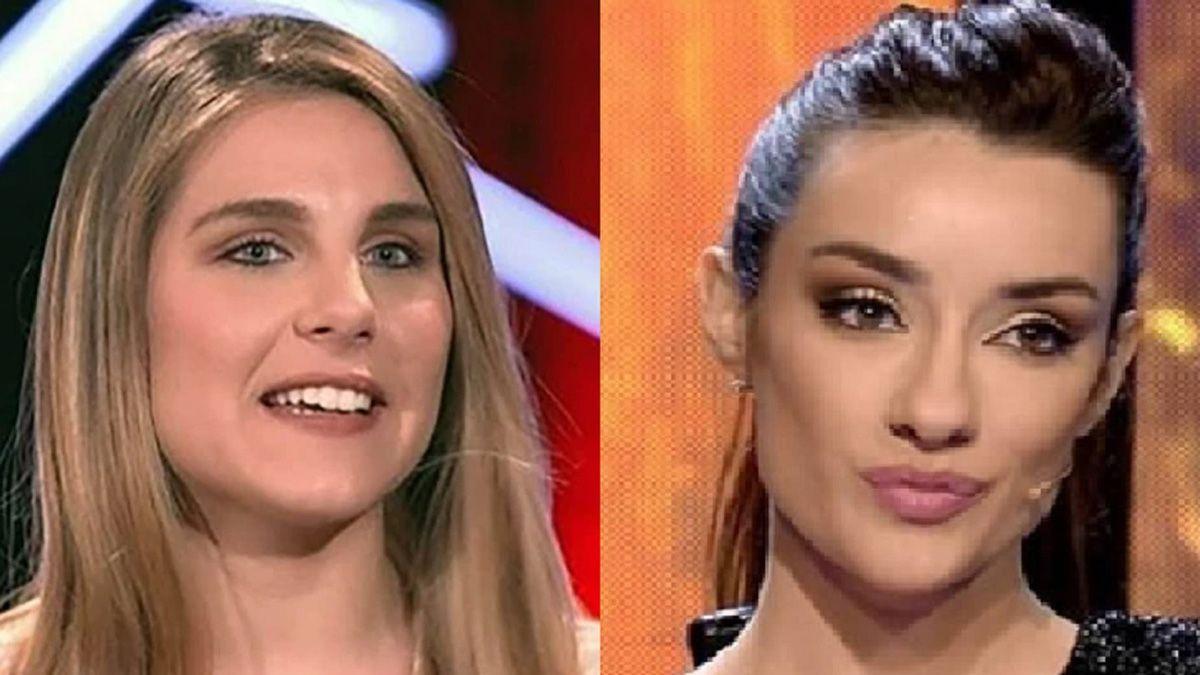 Ivana Icardi le lanzó un dardo envenenado a Adara Molinero
