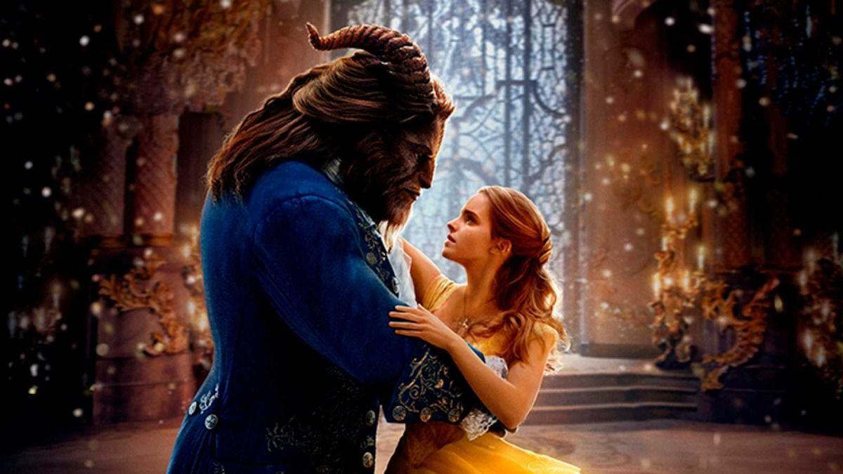 En el año 2017 Disney produjo una nueva película de La Bella y la bestia