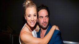 La actriz Kaley Cuoco se hizo famosa gracias a la serie The Big Bang Theory