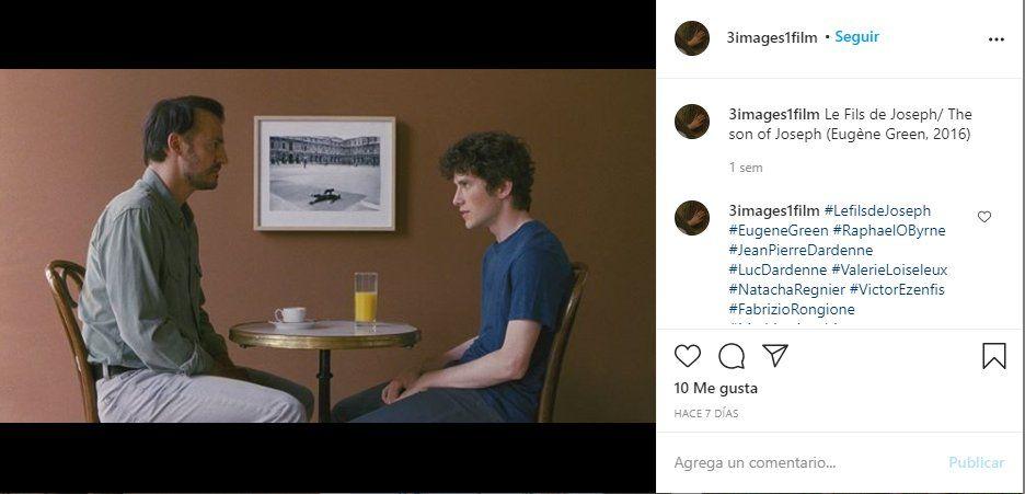 Fotograma de la película El Hijo de José