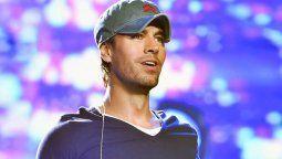 Enrique Iglesias es el mejor artista latino de todos los tiempos, según Billboard