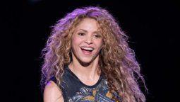 Shakira tiene ritmo