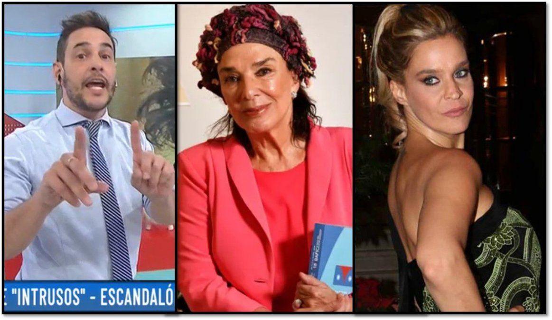 Escandalones: Graciela Borges acusó a Letícia Brédice de un audio en el que dijo que tenía coronavirus