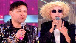 Nacha Guevara molesta con la presencia de Pablito Ruiz en el Cantando