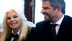 Susana Giménez festejó el cumpleaños de Patrio con una cena en su honor