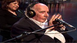 El locutor Lionel Godoy estuvo frente a La noche de los amigos desde 1977