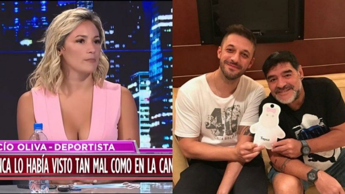 Matías Morla le respondió a Rocío Oliva