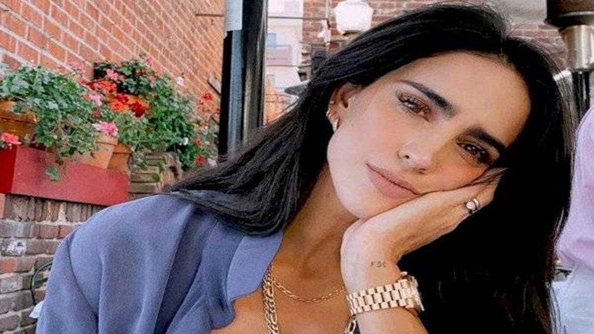 Bárbara de Regil desata burlas en redes sociales por su actitud positiva