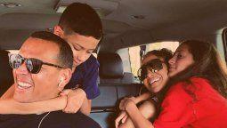 ¡Unión bonita! Alex Rodriguez y su amor por el hijo de Jennifer Lopez