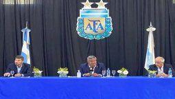 Chiqui Tapia podría tener sus días contandos frente a la AFA, la asociación que conduce los destinos del futbol en Argentina