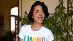 La joven Ángela Aguilar sigue demostrando que también le va muy bien la moda