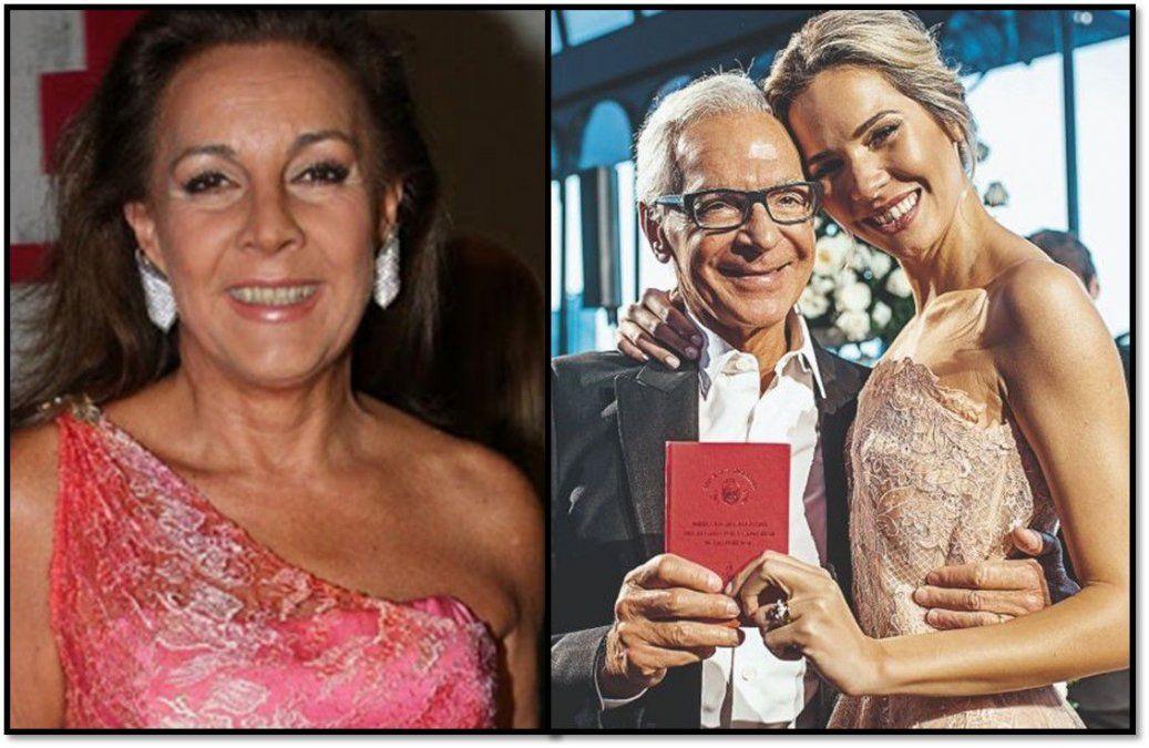 Mónica Gonzaga sin filtro: Estoy preocupada por Costantini; si no se lo lleva el Coronavirus se lo lleva Elina, lo va a matar