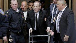 El productor Harvey Weinstein pagaría más de 150 años de cárcel