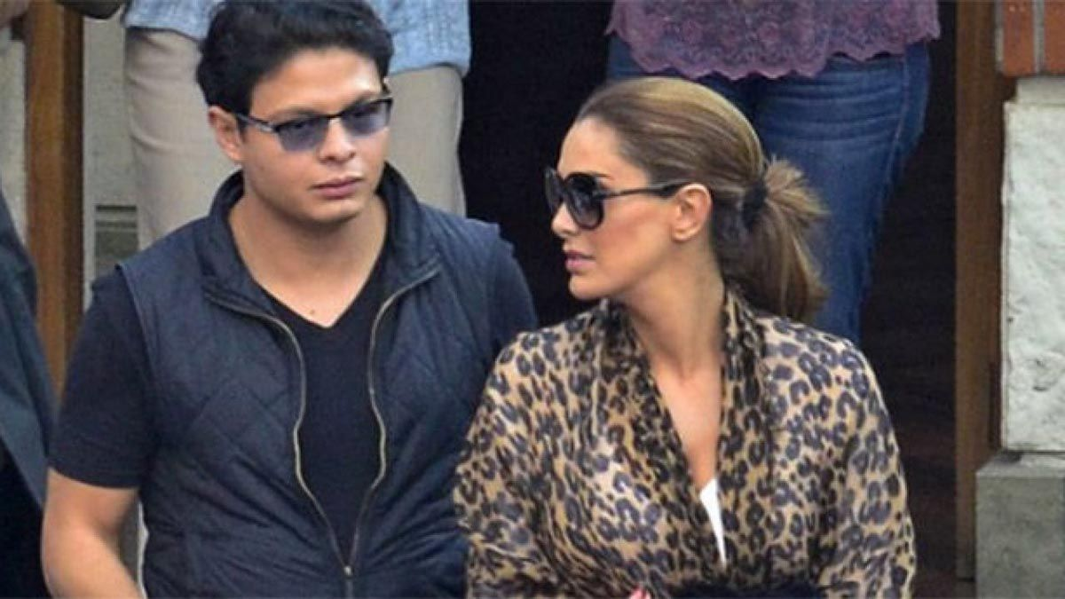 Giovanni Medina reaccionó a las fotos de Ninel Conde golpeada