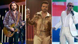 Juanes, Luis Fonsi y Pitbull actuarán en homenaje de los latinos realizado por la CBS