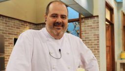 El cocinero Guillermo Calabrese habló de Masterchef Celebrity