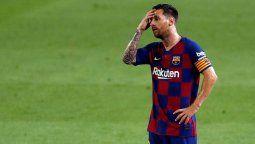 Lionel Messi explotó de bronca y sus dichos recorren el mundo