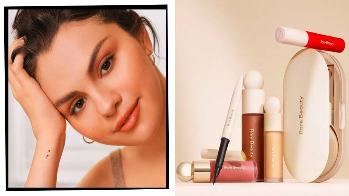 ¡Es una realidad! Selena Gomez lanzó su línea de maquillaje