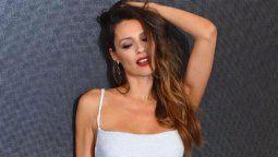 La modelo Pampita habló del enfrentamiento entre Moria y Laurita Fernández