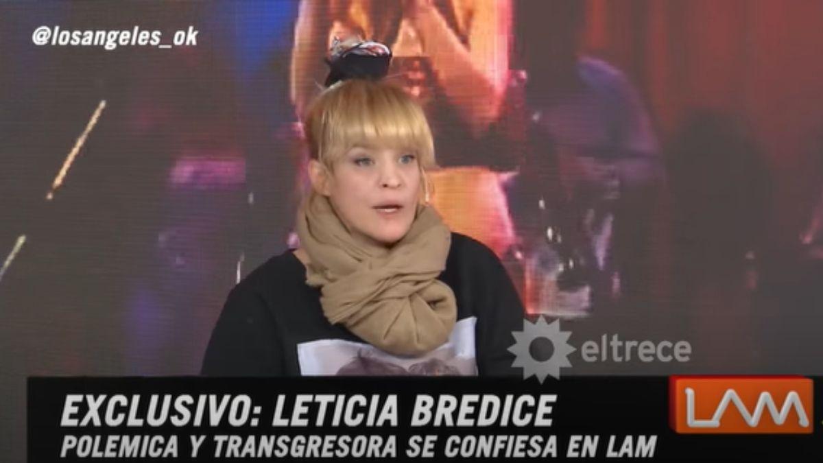 La palabra de Leticia Brédice sobre la polémica de Suar y Polka