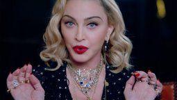 Madonna confirmó que votó por Joe Biden para presidente de EE UU