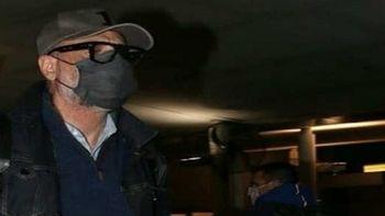 Agredieron a Jorge Rial en Ezeiza antes de su vuelo a Miami