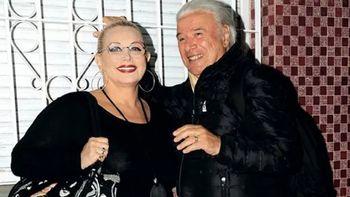 Carmen Barbieri y Alberto Martín: juntos y felices