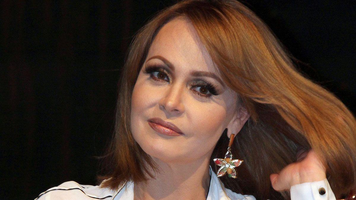 Gaby Spanic negó que haya firmado con Televisa