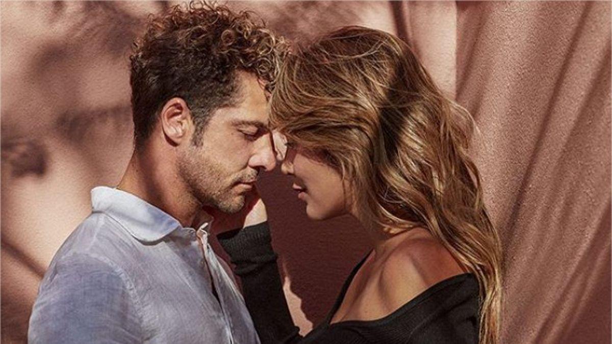 David Bisbal y Rosanna Zanetti sorprenden con una hermosa foto en Instagram