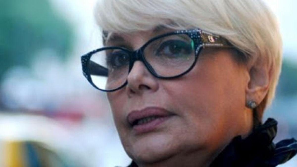 La actriz Carmen Barbieri fue internada en la Clínica Zavala tras contagiarse de Covid 19