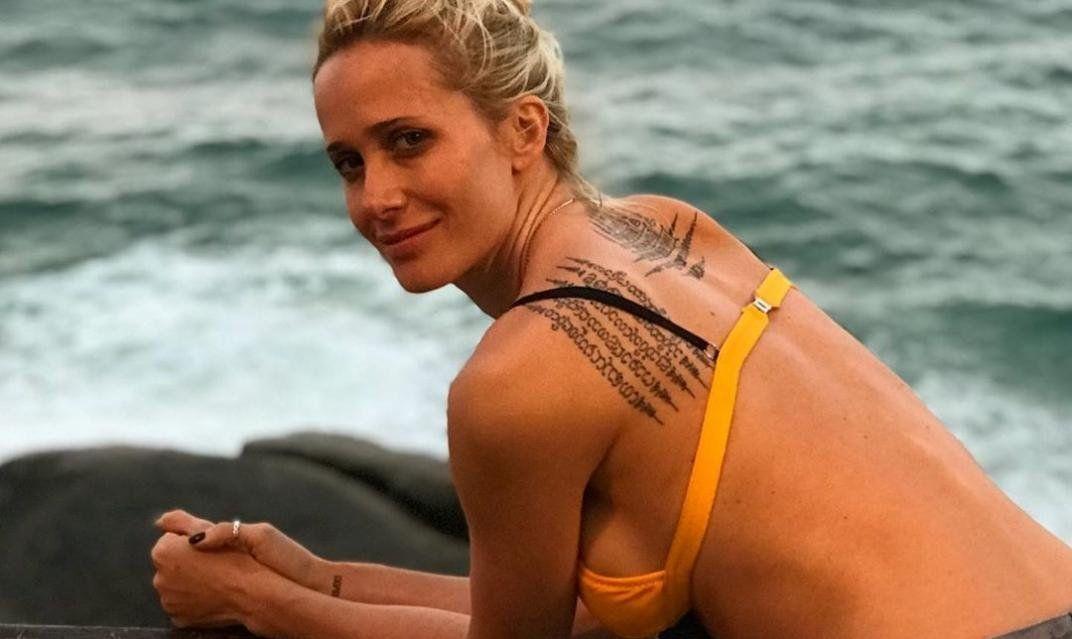 Julieta Prandi muy sexy en Instagram