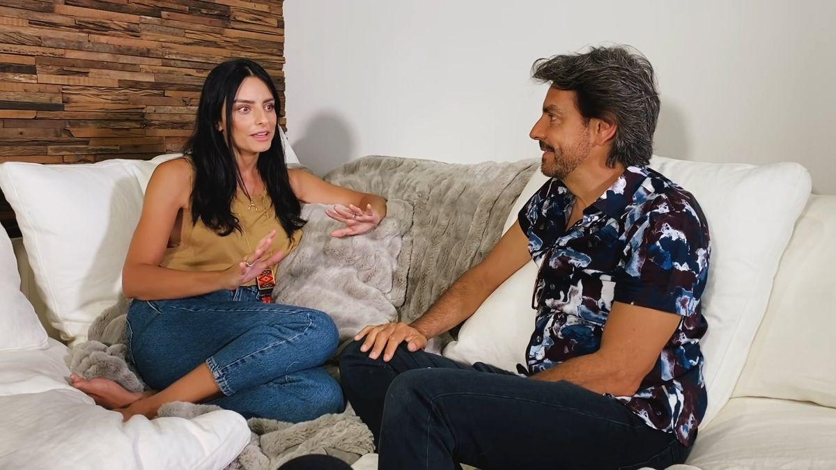 Eugenio Derbez se vengó de Aislinn por exponerlo en TikTok