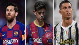Lionel Messi o Cristiano Ronaldo, el dilema que ahora tiene otro jugador