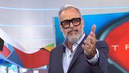 El periodista Jorge Rial recibió el amor de sus seres queridos a través de las redes sociales