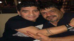 Me tienen encerrado El último pedido de Diego Maradona a Hugo Maradona