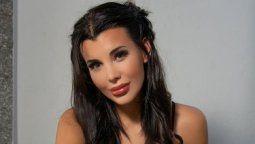 Mi cu..es real Charlotte Caniggia se cansó de las críticas