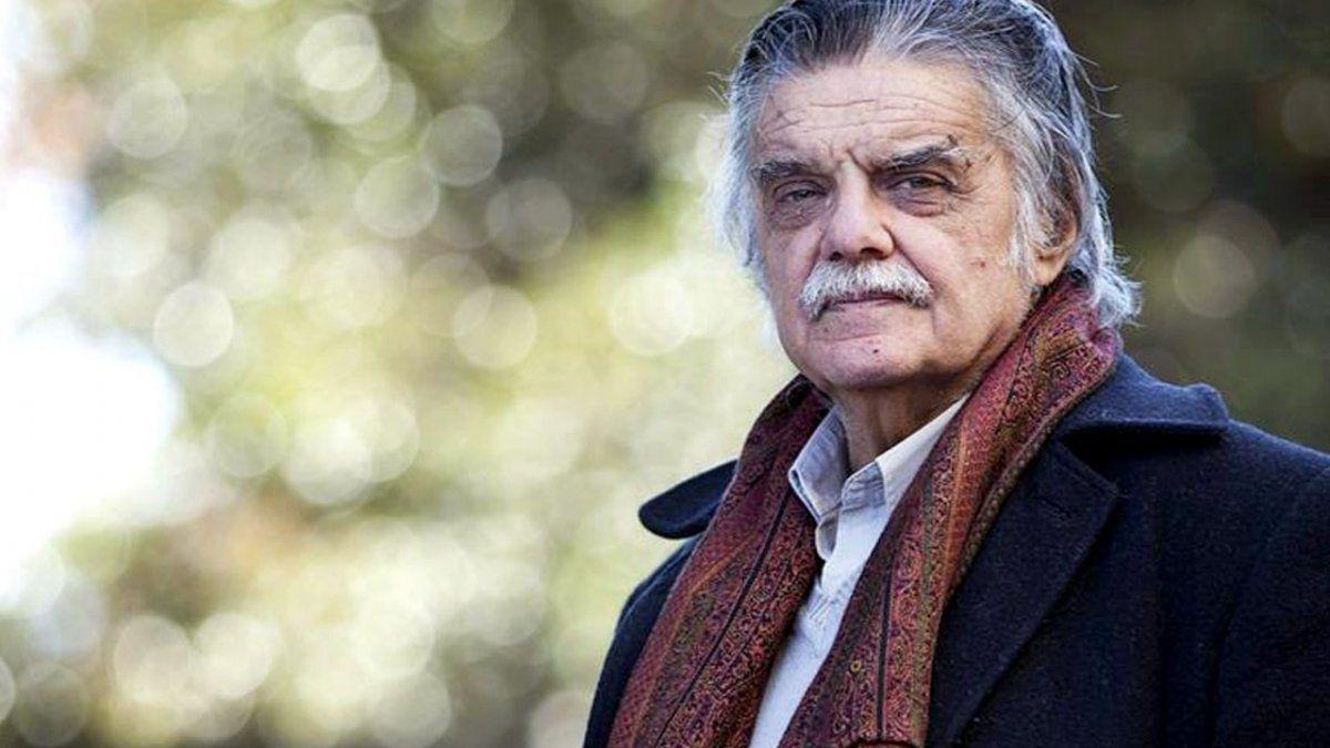 Horacio González fue Director de la Biblioteca Nacional de 2005 a 2015