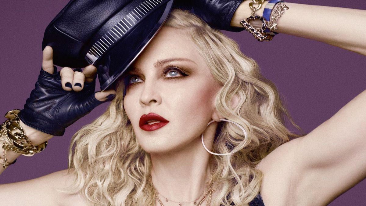 La cantante Madonna se tatuó un frase en homenaje a sus hijos