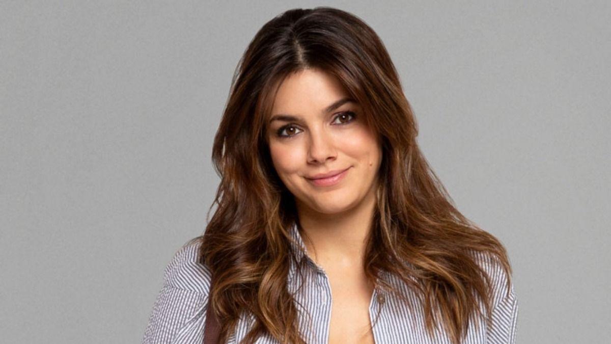 La actriz Natalie Pérez reemplazó a El Polaco en Masterchef Celebrity