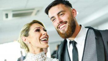 Mónica Farro se despidió de su hijo Diego