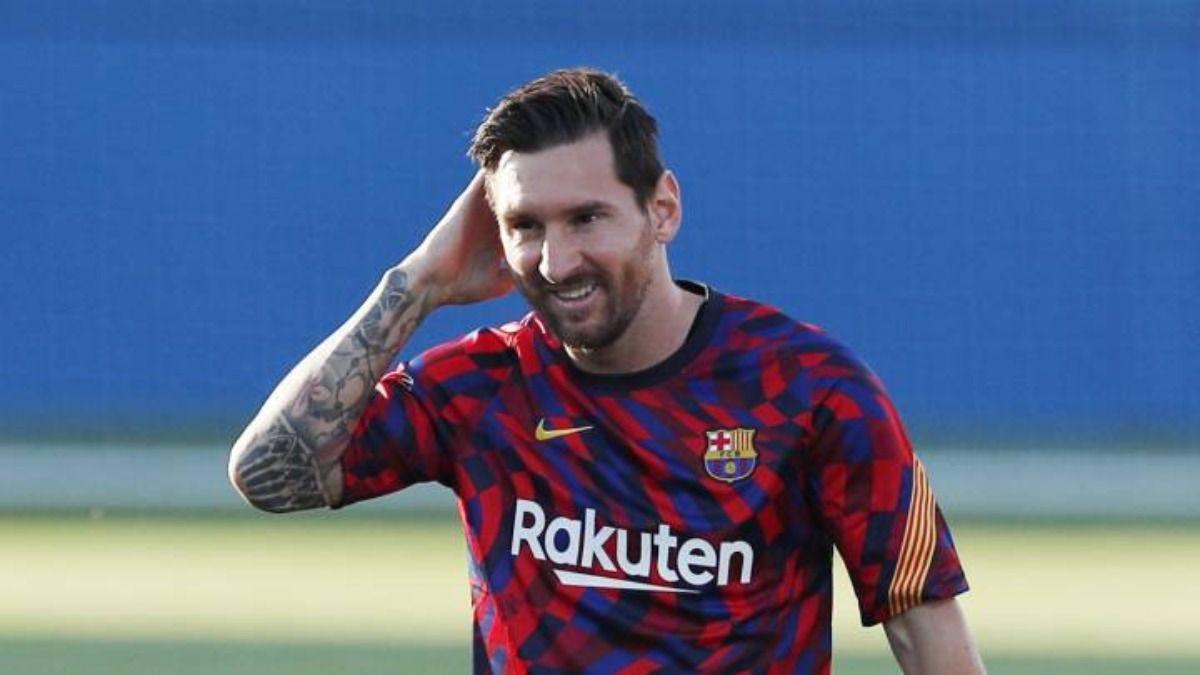 Lionel Messi marcó dos de los tres goles que le dieron la victoria al Barcelona FC