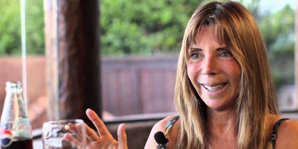 Adriana Brodsky recordó a Alberto Olmedo a 33 años de su muerte