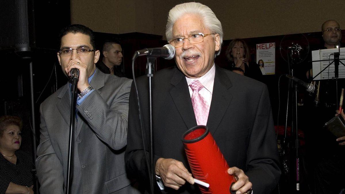 El Padre de la Salsa Johnny Pacheco falleció a consecuencia de neumonia